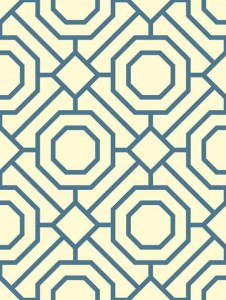 LA32202 tapeta Wallquest Madison Geometrics