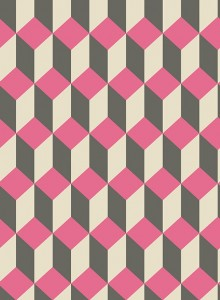 105/7033 tapeta Geometric II Cole&Son