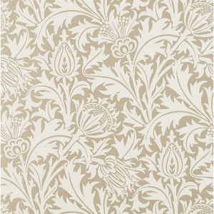 William Morris 216548 Pure Thistle