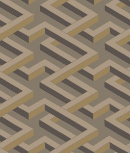 105/1006 tapeta Geometric II Cole&Son
