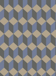 105/7034 tapeta Geometric II Cole&Son